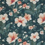 Florescence Fabric Luxembourg FLRE 8242 75 68 FLRE82427568 By Casadeco